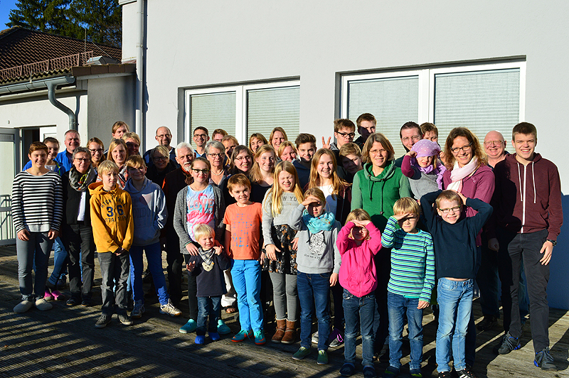 """Praise the Lord"" - Familienfreizeit im Advent"